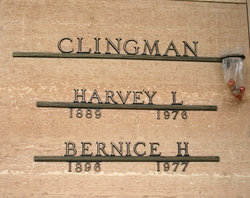 Harvey Leland Clingman