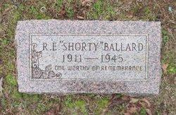 Robert Earl Shorty Ballard, Sr