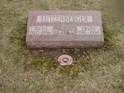 Irene <i>Zalewski</i> Lutzenberger