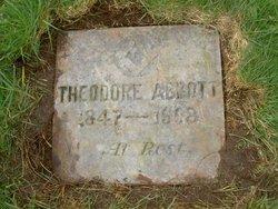 Theodore Abbott