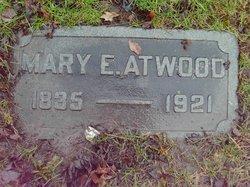 Mary E. <i>Wisner</i> Atwood