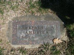 Lawrence U S Andrick