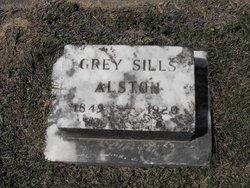 Grey Sills Alston