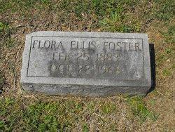 Florence Bell Florrie <i>Ellis</i> Foster