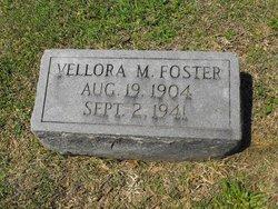 Vellora M Foster