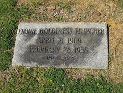Sophronie Fronie <i>Holdiness</i> Muncher