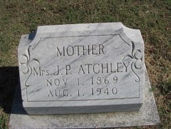 Martha Ellen Mattie <i>Leatherwood</i> Atchley