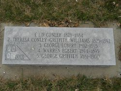 Lorenzo Dow Conley