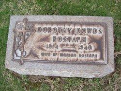Dorothy Rachel <i>Dowds</i> Bostaph