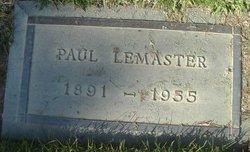 Paul Lemaster