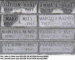 Marcella <i>Hunt</i> Mies