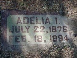 Adelia I <i>Sheets</i> McQuiston