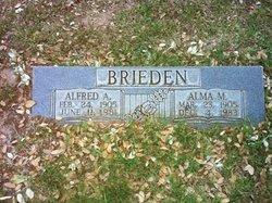 Alfred Albert Brieden, Sr