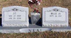 J C Neal