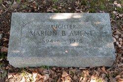 Marion B. Ament