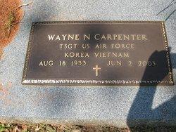 Wayne Newell Carpenter