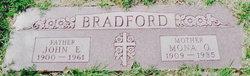 John E Bradford