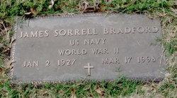 James Sorrell Bradford