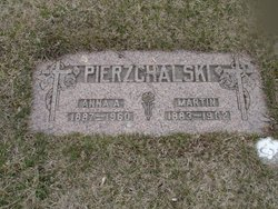 Angeline R <i>Zalewski</i> Pierzchalski