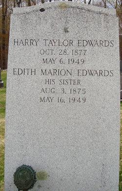 Harry Taylor Edwards
