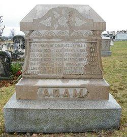 Minnie R. Adam