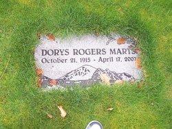 Dorys <i>Rogers</i> Marts