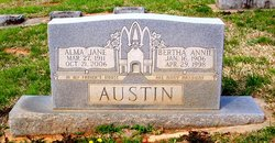 Alma Jane Austin