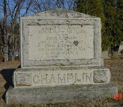 Edith M. <i>Northup</i> Champlin