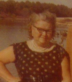 Bertha Magdalene <i>Morton</i> Hathcock