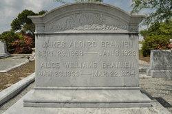 Mrs Alice Vernon <i>Williams</i> Brannen