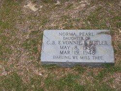 Norma Pearl Butler