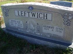 Anita Kay <i>Davis</i> Leftwich