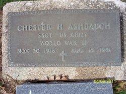 Chester Herbert. Ashbaugh