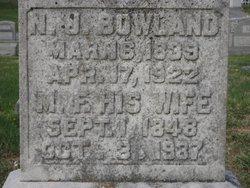 Newton Jasper Bowland