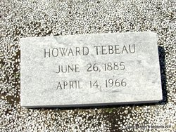 Howard Tebeau