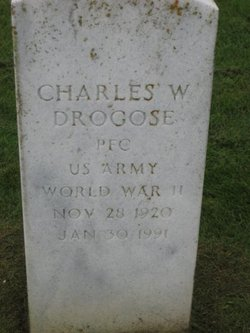 Charles W Drogose