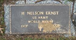 H Nelson Ernst