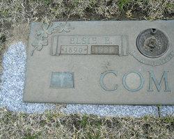 Elsie Ernestine <i>Wright</i> Combs