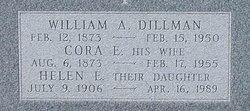Cora Dillman