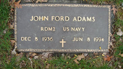 John Ford <i>Lefty</i> Adams