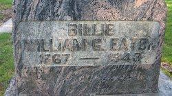William G. Billie Eaton