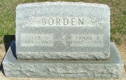 Elva I. <i>Steck</i> Borden