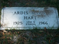 Ardis Marie Hart