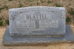 Gilbert J Blattel