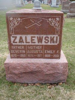 Augusta <i>Batachewski</i> Zalewski