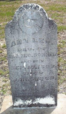 Ann Lee Bonner