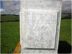 Judge Rufus Burnett Olmsted