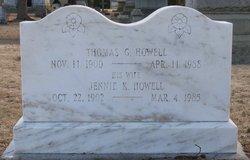 Mrs Jennie Kathleen <i>Beaumont</i> Howell
