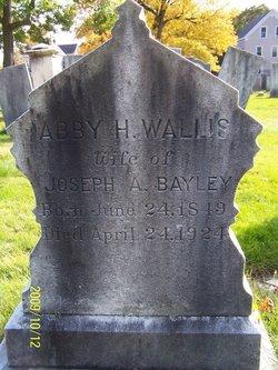 Abby Homan <i>Wallis</i> Bayley