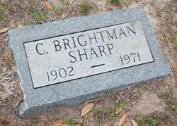 Charles Brightman Sharp, Sr